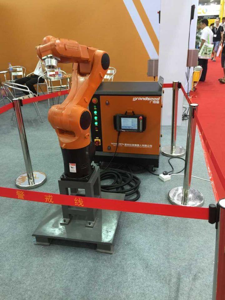 自动喷涂机器人在汽车涂装中的应用