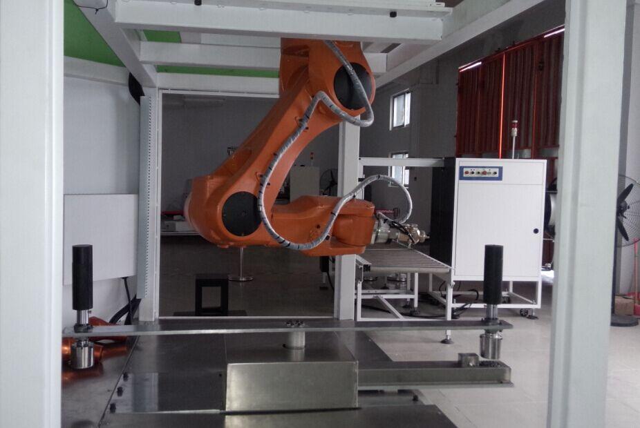 喷涂机器人